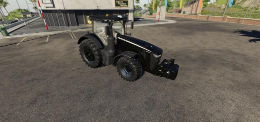 John Deere 8R Black Beauty v 1.0