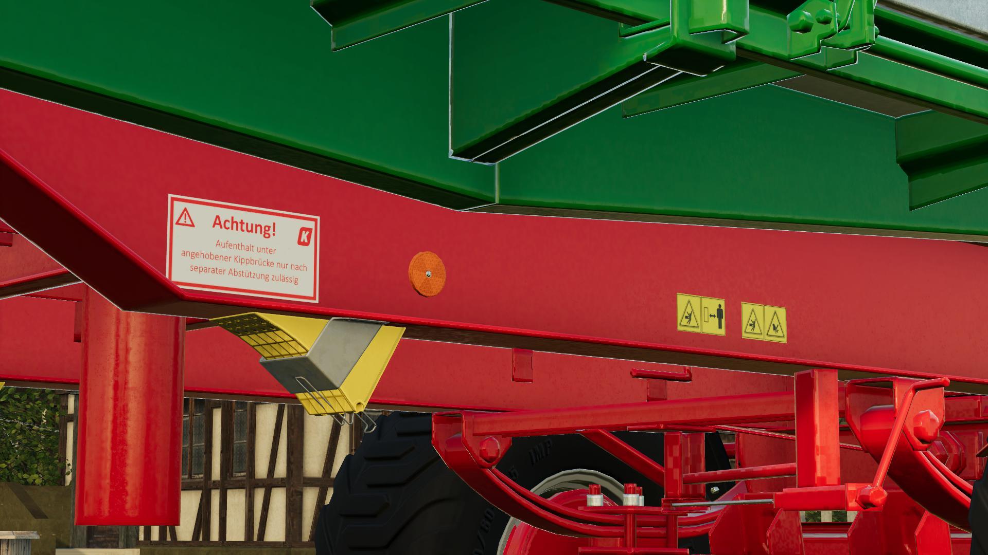 Kroger Agroliner HKD 302 v 1.0