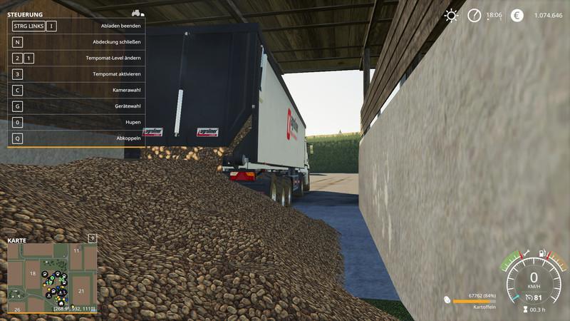 Kroger Agroliner SRB35 by Ap0lLo