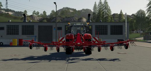 Kuhn GF8702 with ground adaptation v 1.0