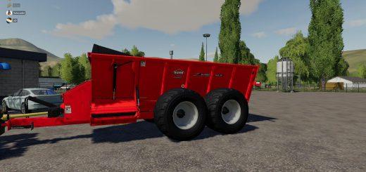 Kuhn SLC141 red/american v 1.0