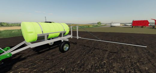 Kuker feild sprayer v 1.1