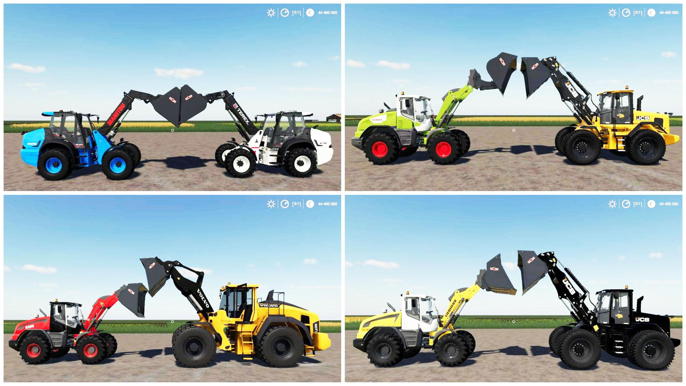 Loaders Pack v 1.0