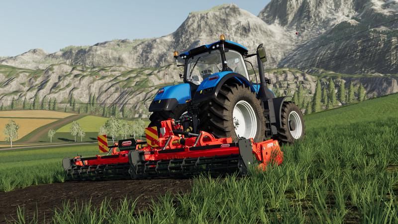 Maschio Gaspardo Gabbiano 6m v 1 2 1 | FS19 mods, Farming simulator