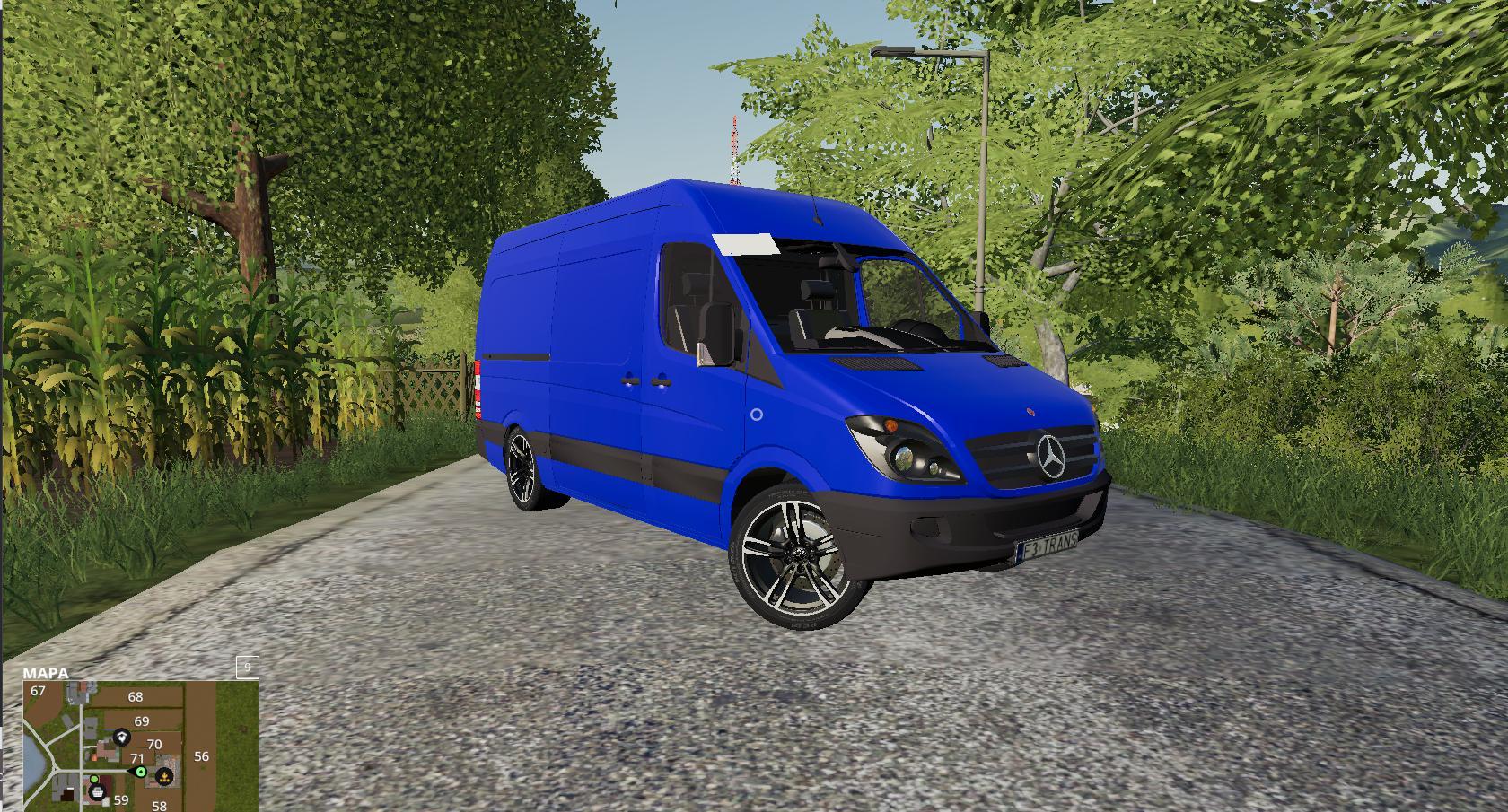 Mercedes Sprinter v 1.0