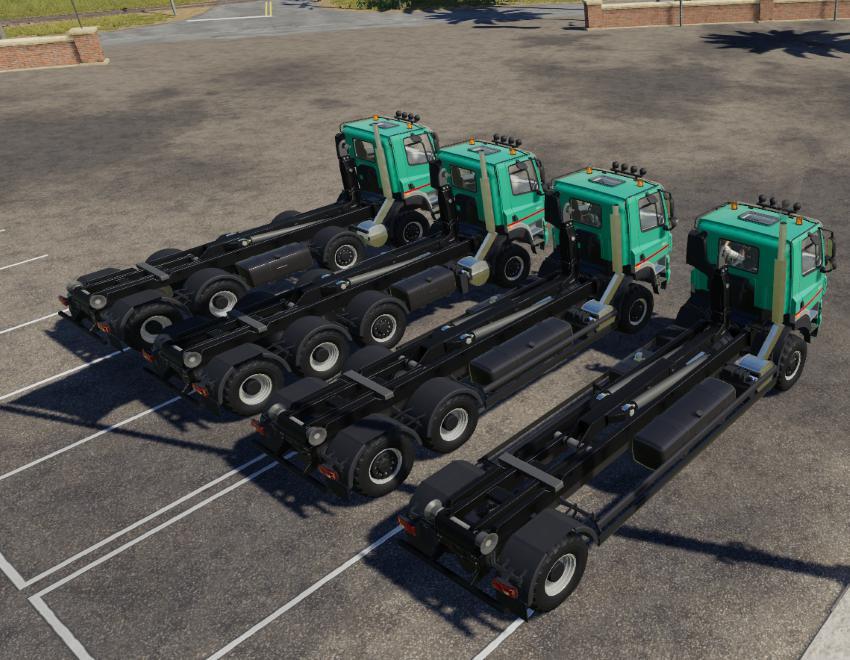 Multi Tatra HKL v 1.0