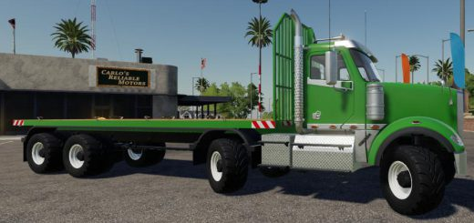 Multi Camion Configue v 1.0