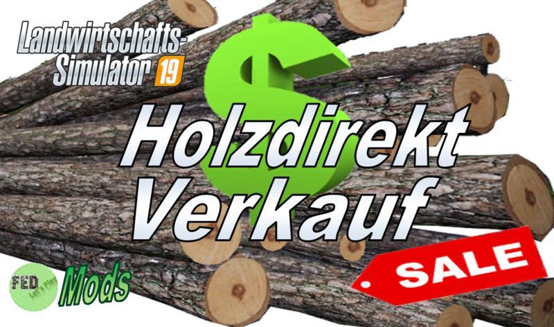 NF Mod Map sell wood v 1 0 | FS19 mods, Farming simulator 19