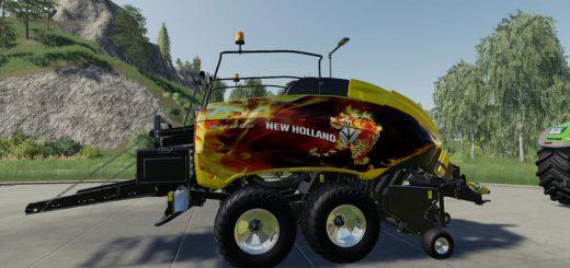 New Holland BB1290 Th01 v 1.0