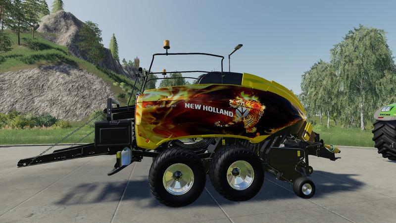 New Holland BB1290 Th01 v 1.0