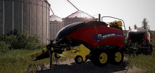 New Holland BB340 USA v 1.0