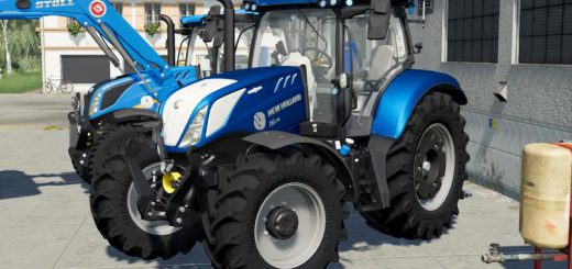 New Holland T6 BluePower Configurable v 1.0