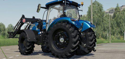 New holland T6 blue power v 1.0