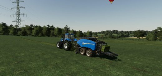 New Holland BB1290+ v 1.0