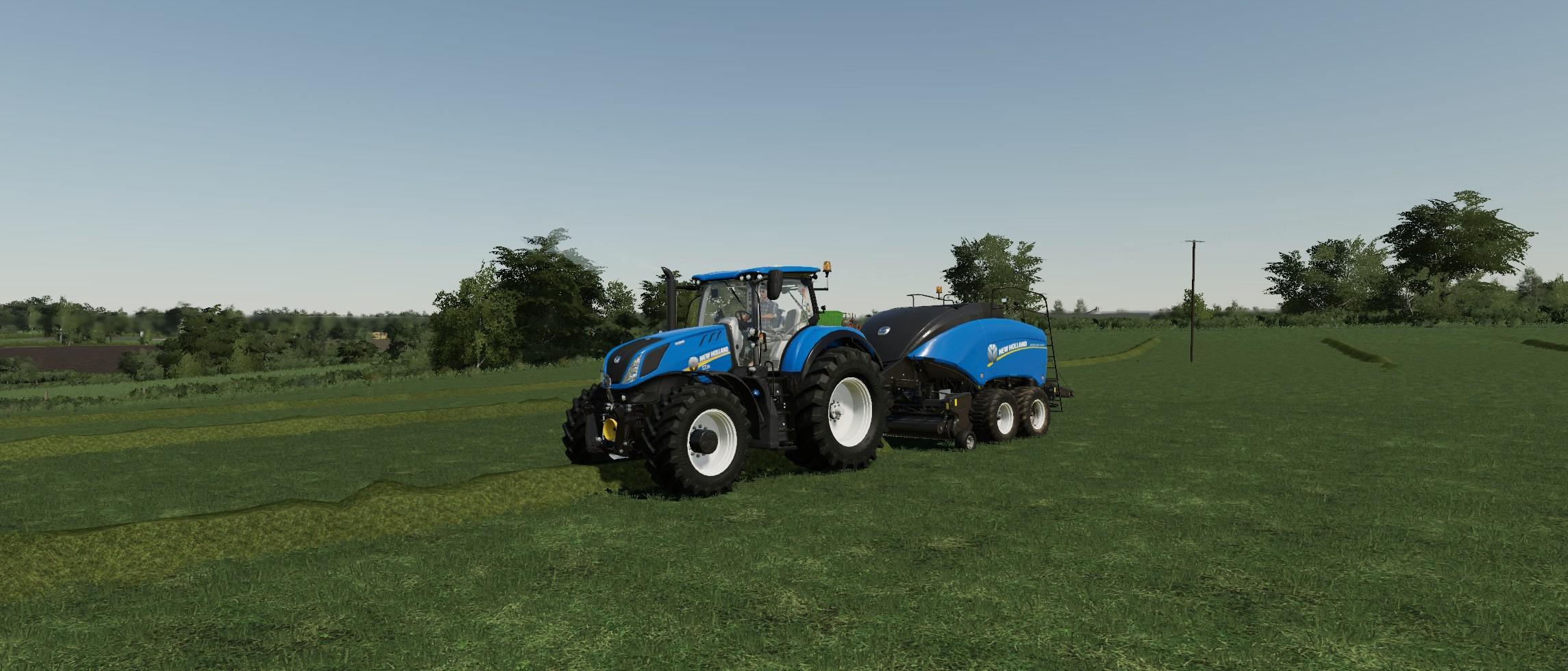 New Holland BB1290+ v 1.0
