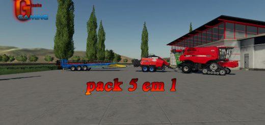 PACK 5 EM 1 v 1.0