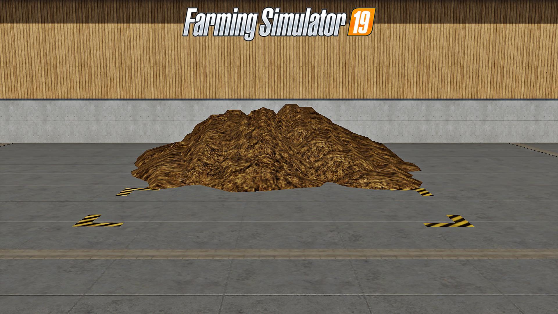 PLACEABLE Buy manure version field v 1.0