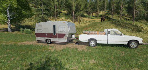 Placeable Camper v 1.0