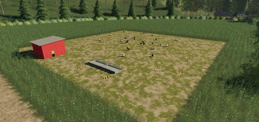 Placeable Free Range Chickens v 1.0