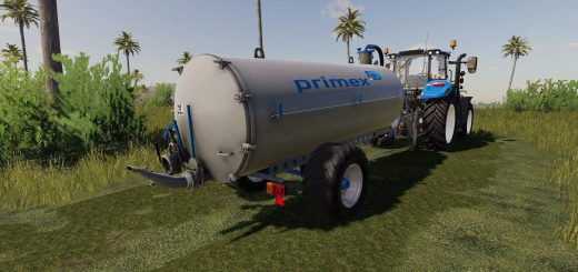 Primex 6000 Liter Pack v 1.0
