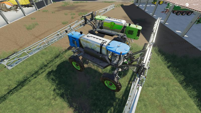 Rubicon Set by MH / Fertilizer & Poison v 1.1