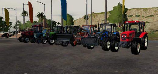 Russian Farmer Pack v 1.0