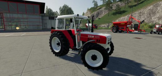 STEYR 8075 RS2 Basisversion v 1.0