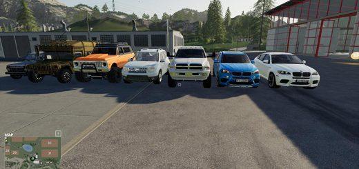 SUV PACK v 1.0