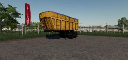 SemiTrailer MAZ-950600-030 v 1.0