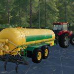 Slurry Tanker 14 with injector v 1.0