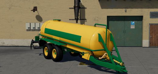 Slurry Tanker 14 with injector v 1.0