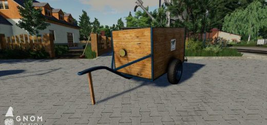 Small Animal Transporter v 1.0