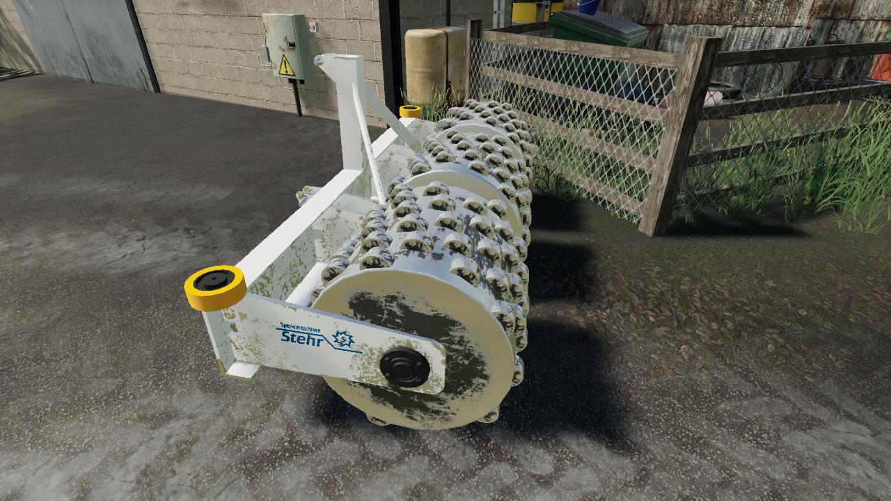 Stehr Silage Roller v 1.0