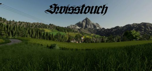 Swisstouch Map v 1.0