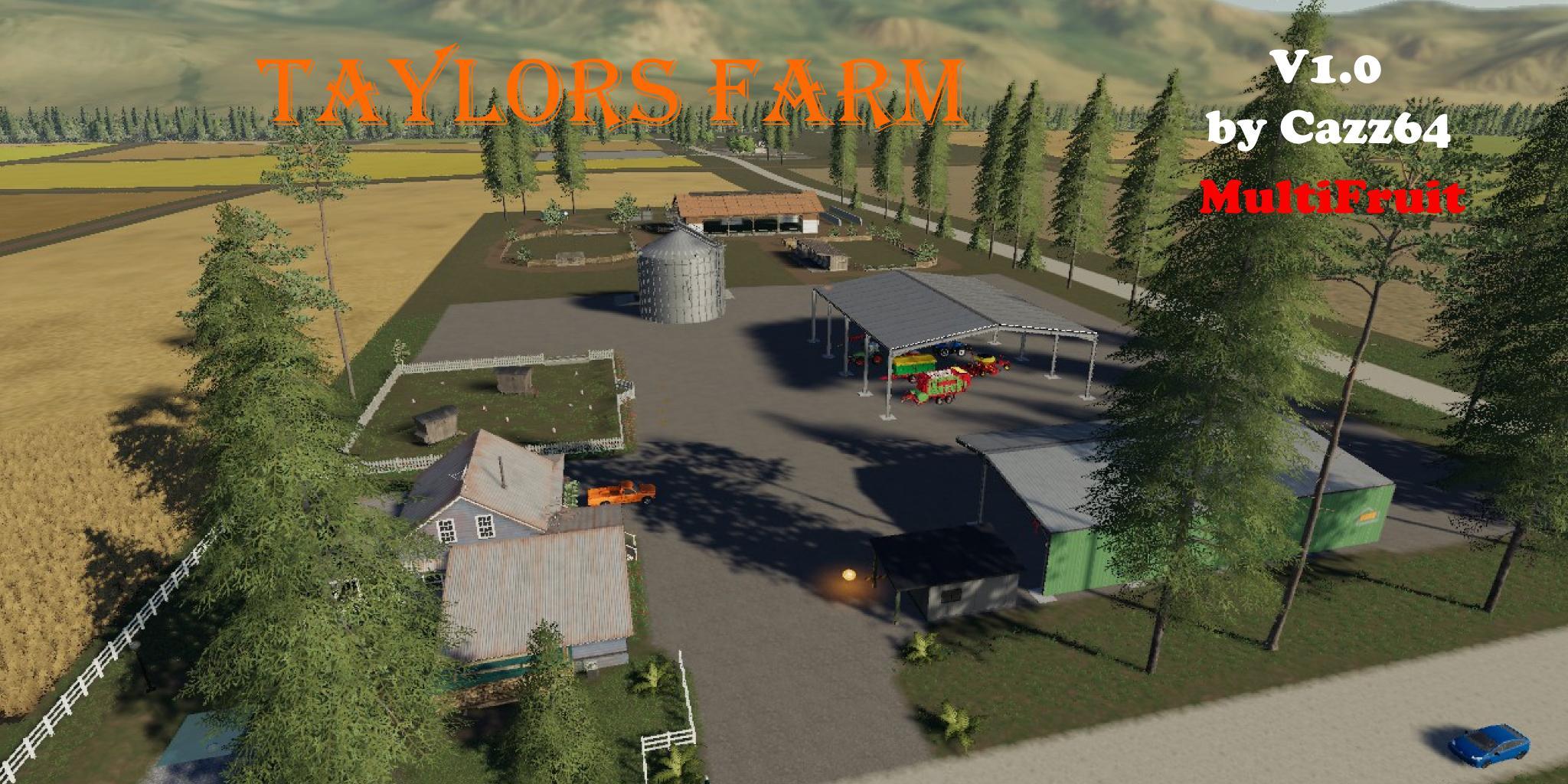 Taylors Farm v 1.1