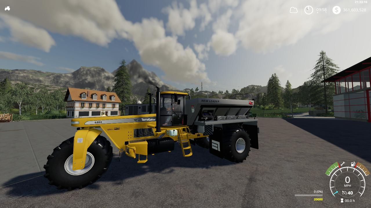 Terragator 6203 v 1.0