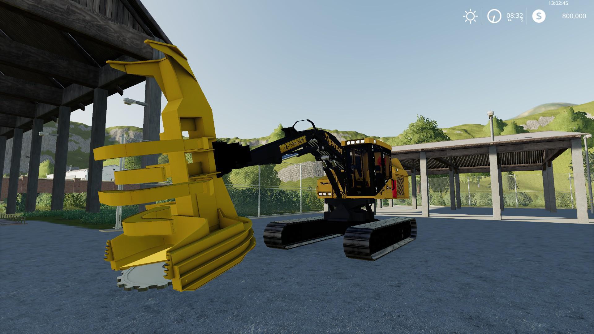 Tigercat 870 v 1.0 beta