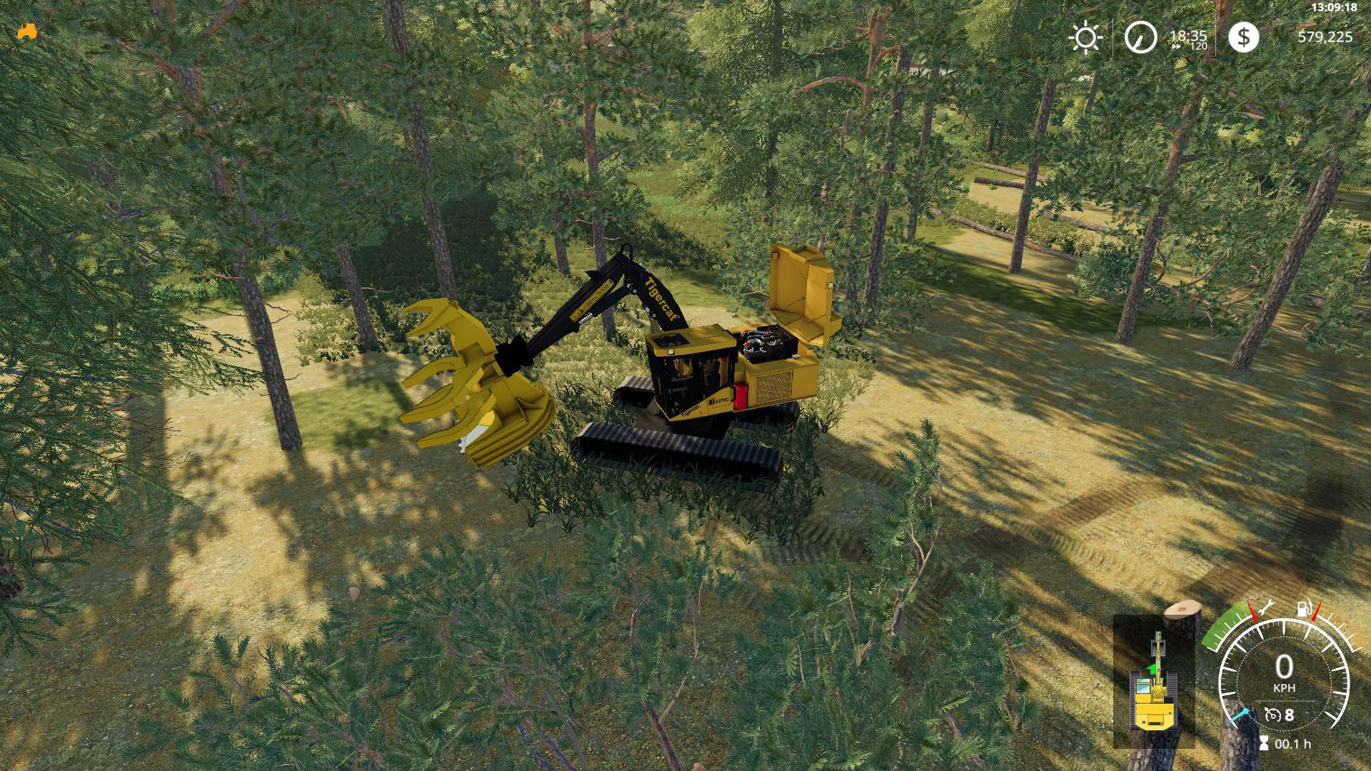 Tigercat 870 v 1.0 beta