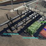 Timber Runner Wide With Autoload Wood v 1.2