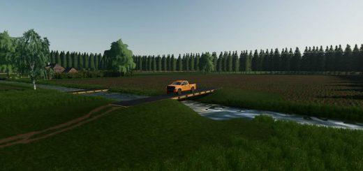 Train Car Bridge v 1.0