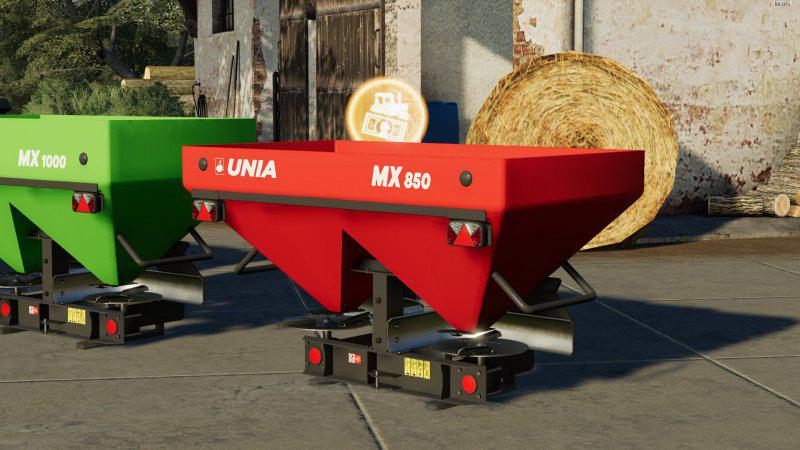 Unia MX pack v 1.0