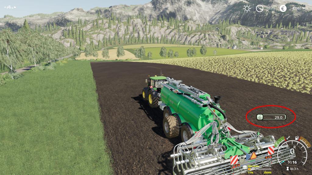 Variable Spray Usage v 1 0 0 1 | FS19 mods, Farming simulator 19 mods