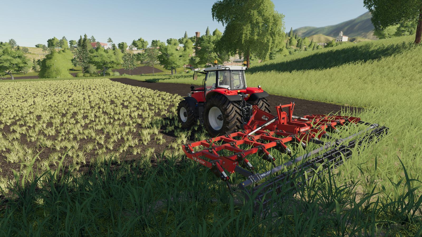 Vila Chisel SXHV 30 v 1 0 | FS19 mods, Farming simulator 19 mods
