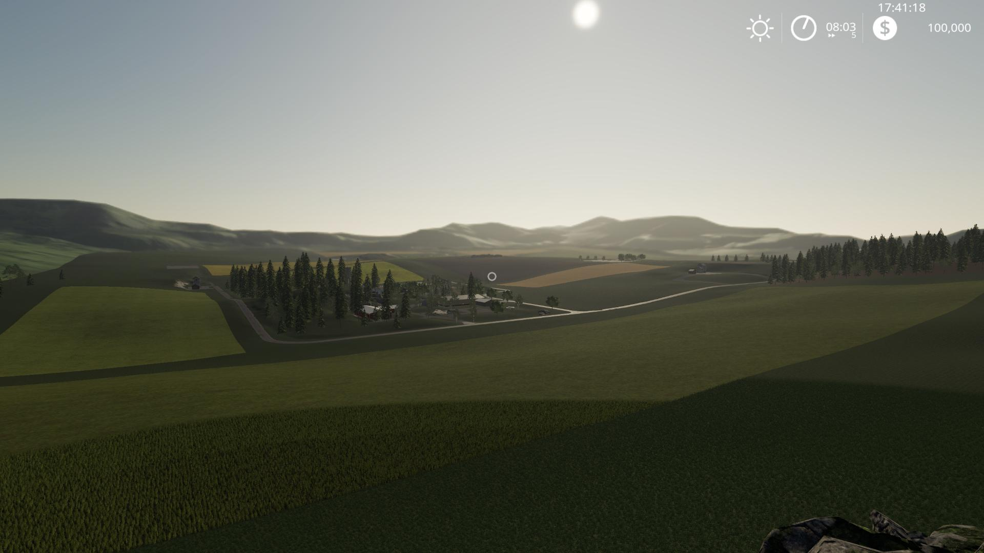 Weastbridge Hills v 1.0