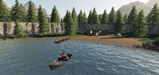Whispering Pines update v 1.1