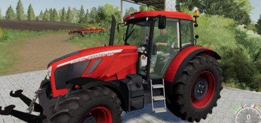 Zetor Crystal 160 New v 1.0