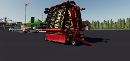 18 ROW SUGAR BEET TOPPER v 1.0