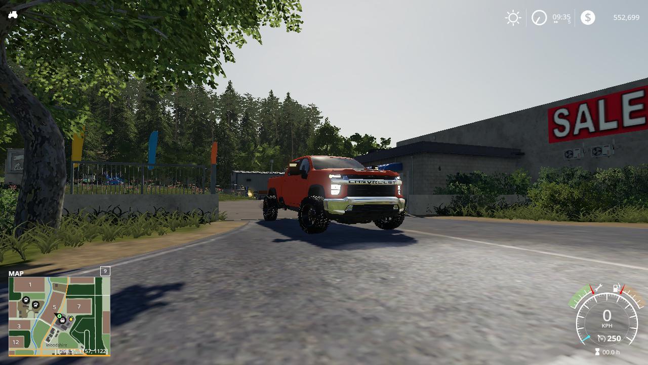 2020 Chevy Silverado 2500HD Duramax v 1.0 | FS19 mods ...