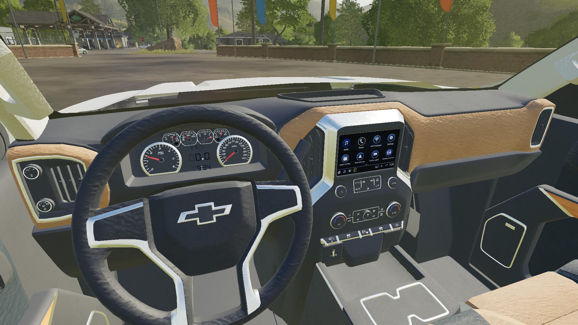 2020 Chevy Silverado 2500HD Duramax v 1.0