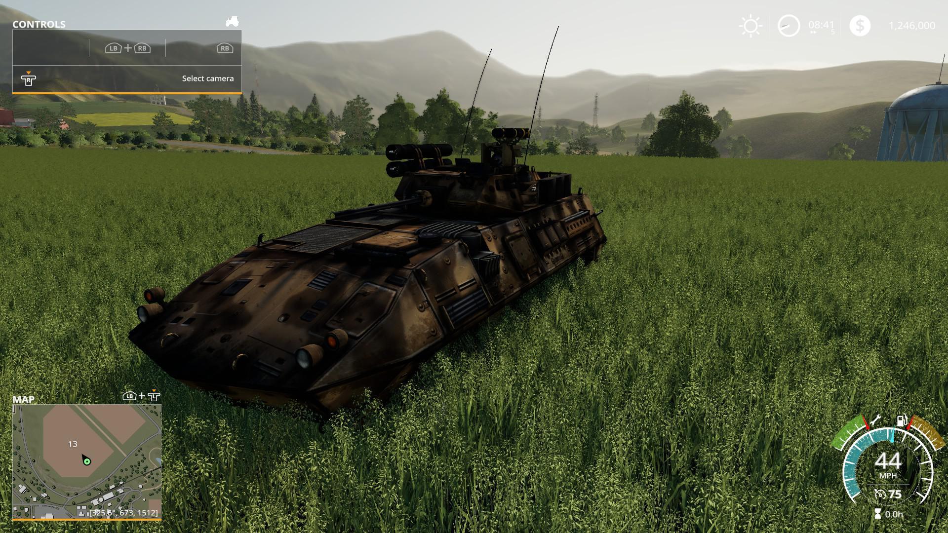 30 MM Troop Carrier v 1.0